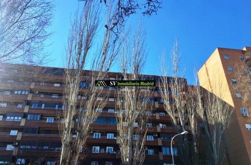 Plaza de garaje en Madrid Portazgo
