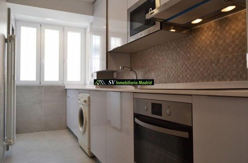 Piso en Madrid Reforma a Estrenar Tres Dormitorios Cerca del Metro
