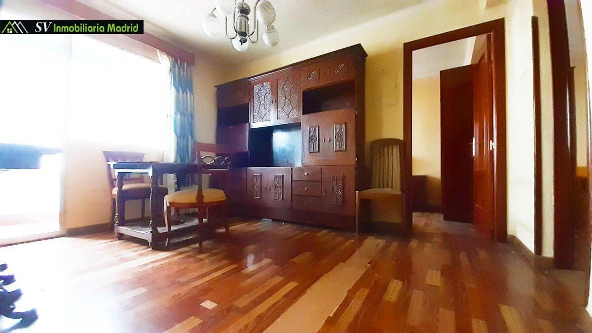 Oportunidad Piso en Madrid Tres Dormitorios Al Lado del Metro