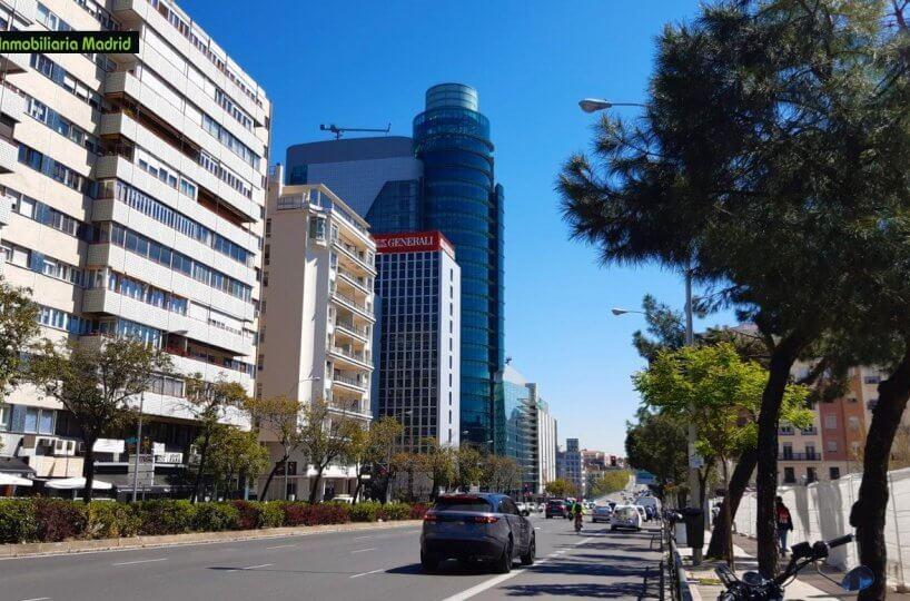 Piso en Madrid Nuevos Ministerios Reformado Metro y Cercanías