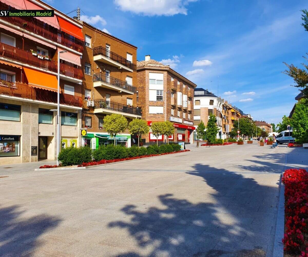 Piso en Madrid Las Rozas Dos Terrazas Reformado y Cerca de la Renfe